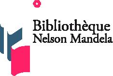 Bibliothèque Nelson Mandela Logo